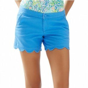 NWT Lilly Pulitzer Buttercup Shorts, Size 8